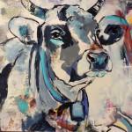 You found me....., Acryl auf Leinwand, 60x80 cm, 2015
