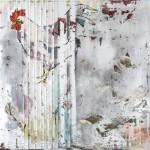 Stars and Stripes 4, Acryl auf Leinwand, 80x100cm, 2014