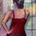 Silence, Acryl auf Leinwand, 140x100cm, 2010