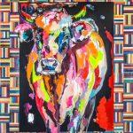 GroßArtig, Acryl auf Leinwand, 200x160 cm, 2016
