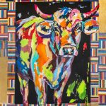 Fabulous, Acryl auf Leinwand, 200x160 cm, 2016