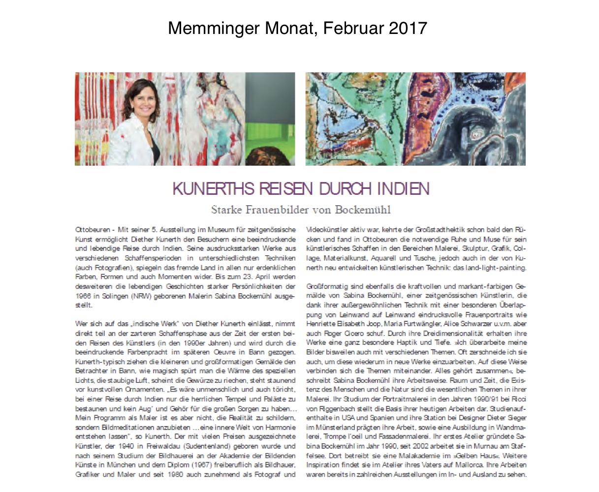 Kunerths Reisen durch Indien Sabina Bockemühl